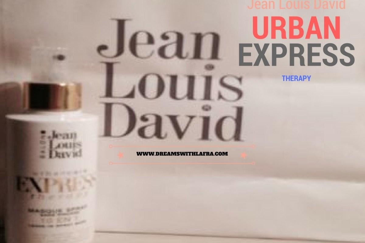 Urbancare Express Therapy Jean Louis David