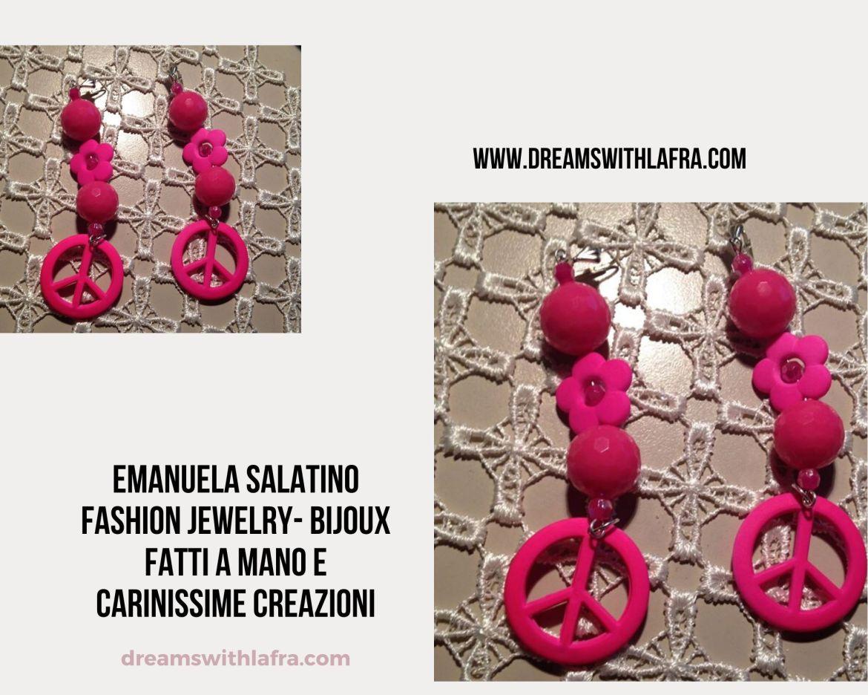 Emanuela Salatino Fashion Jewelry- Bijoux fatti a mano e carinissime creazioni