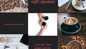 Caffè Agostani buono come al bar