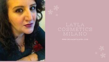 layla cosmetics milano