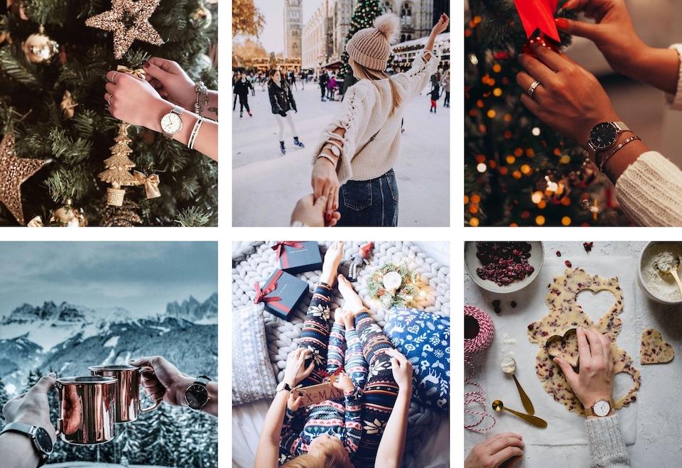 Cosa regalare a Natale? Un orologio Daniel Wellington