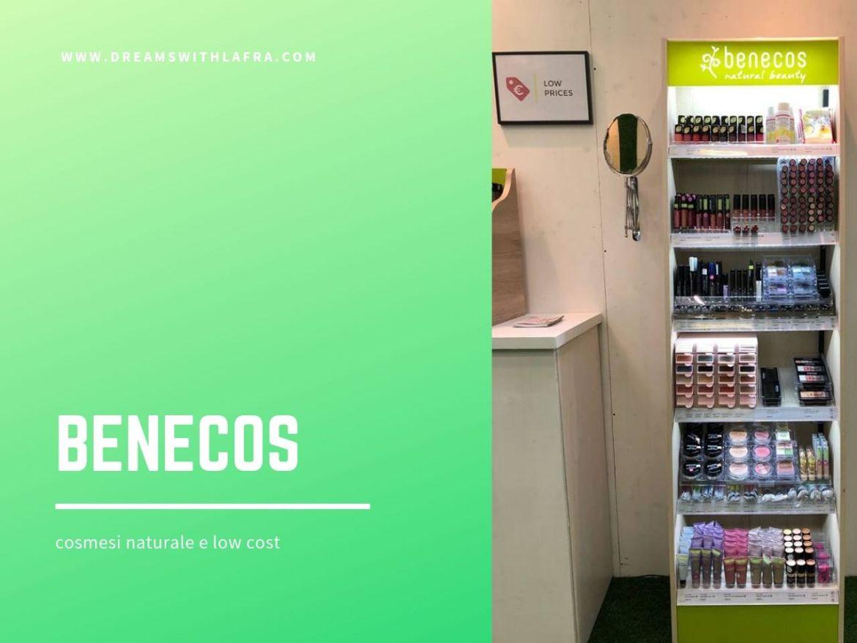 Benecos: cosmesi naturale e low cost