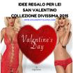 Idee regalo per lei san Valentino - Collezione Divissima 2015