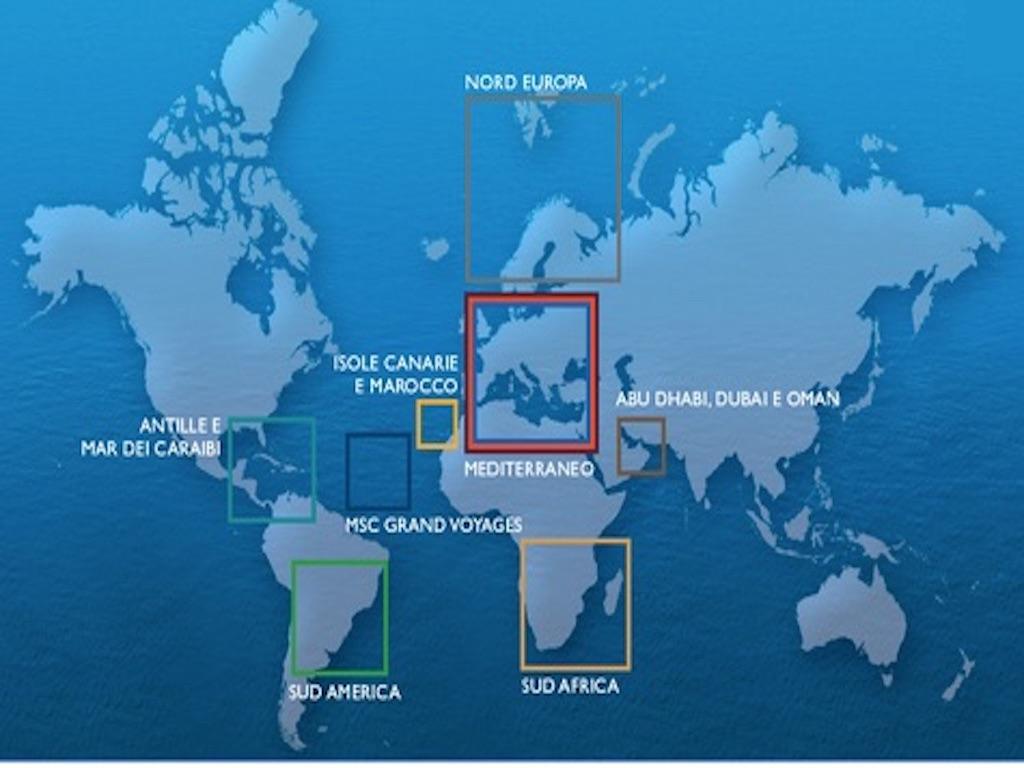Vacanza invernale, Msc è pronto ad offrire a tutti un vero e proprio sogno: Antille mar dei Caraibi