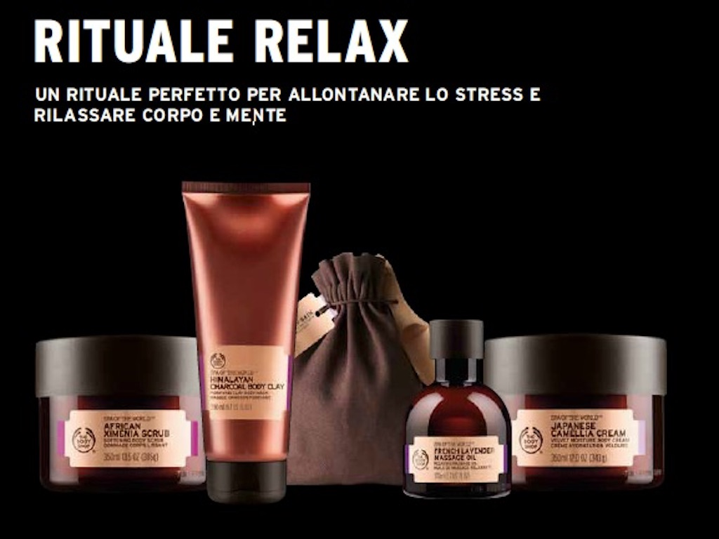 Come è la nuova linea Spa Of the world di The Body Shop