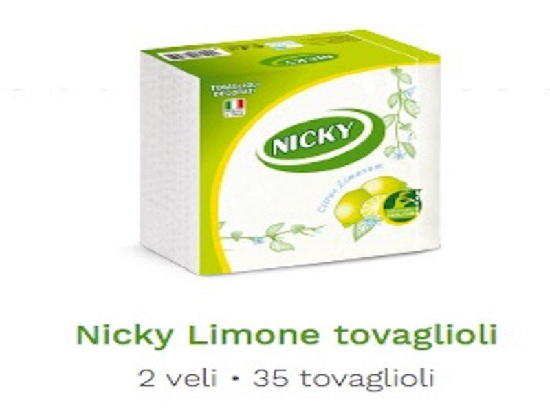 TOVAGLIOLI NICKY LIMONE
