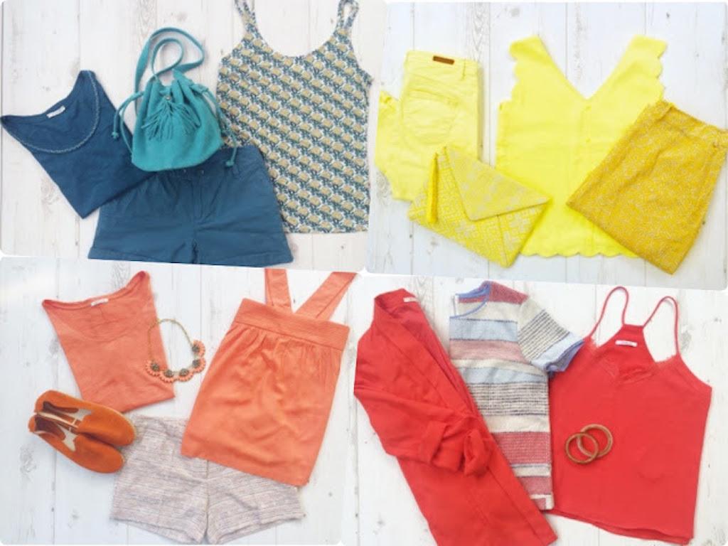 tonalità estive immancabili nel nostro guardaroba