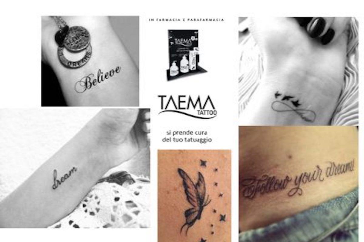 Tatuaggi come curarli e proteggerli