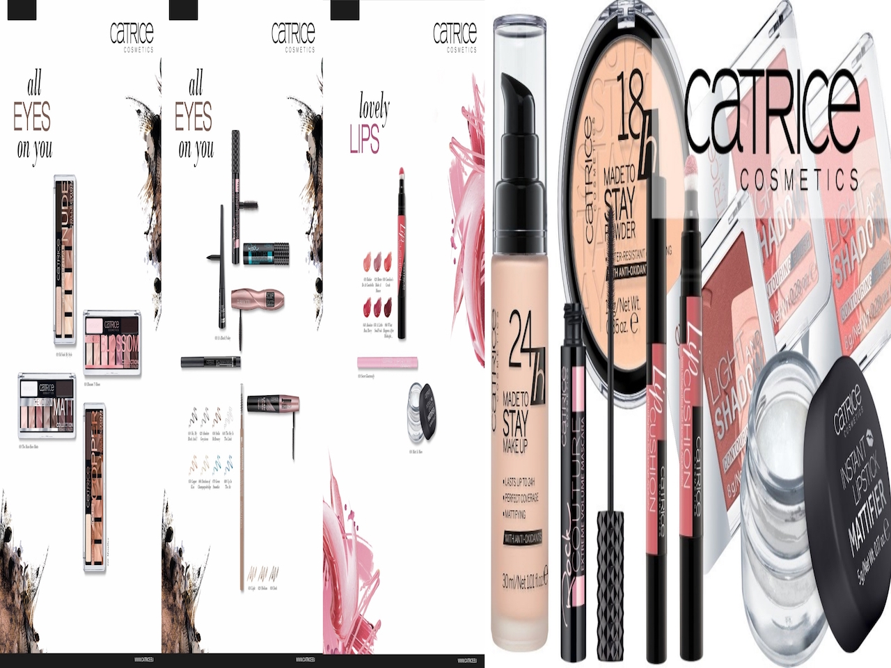 Catrice Cosmetics: le novità Primavera-Estate 2017