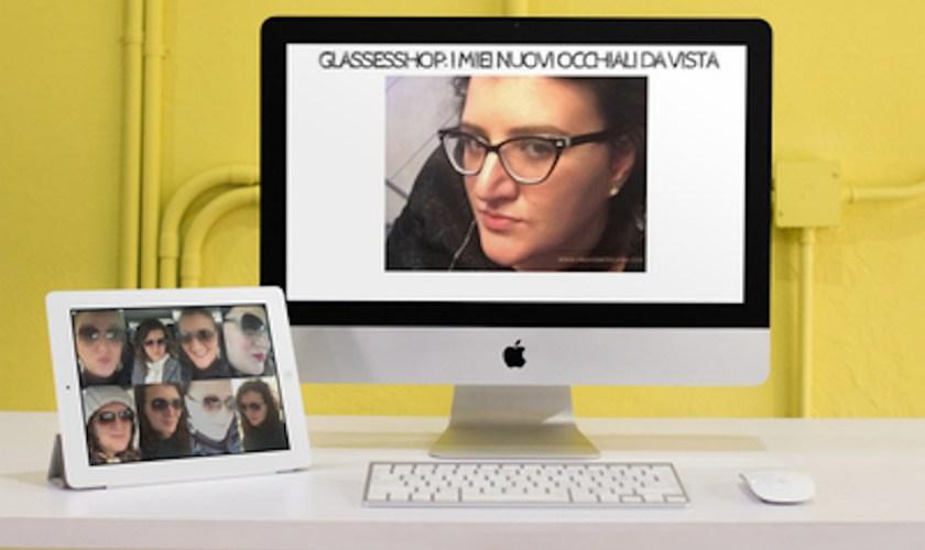 GlassesShop – I miei nuovi occhiali da vista