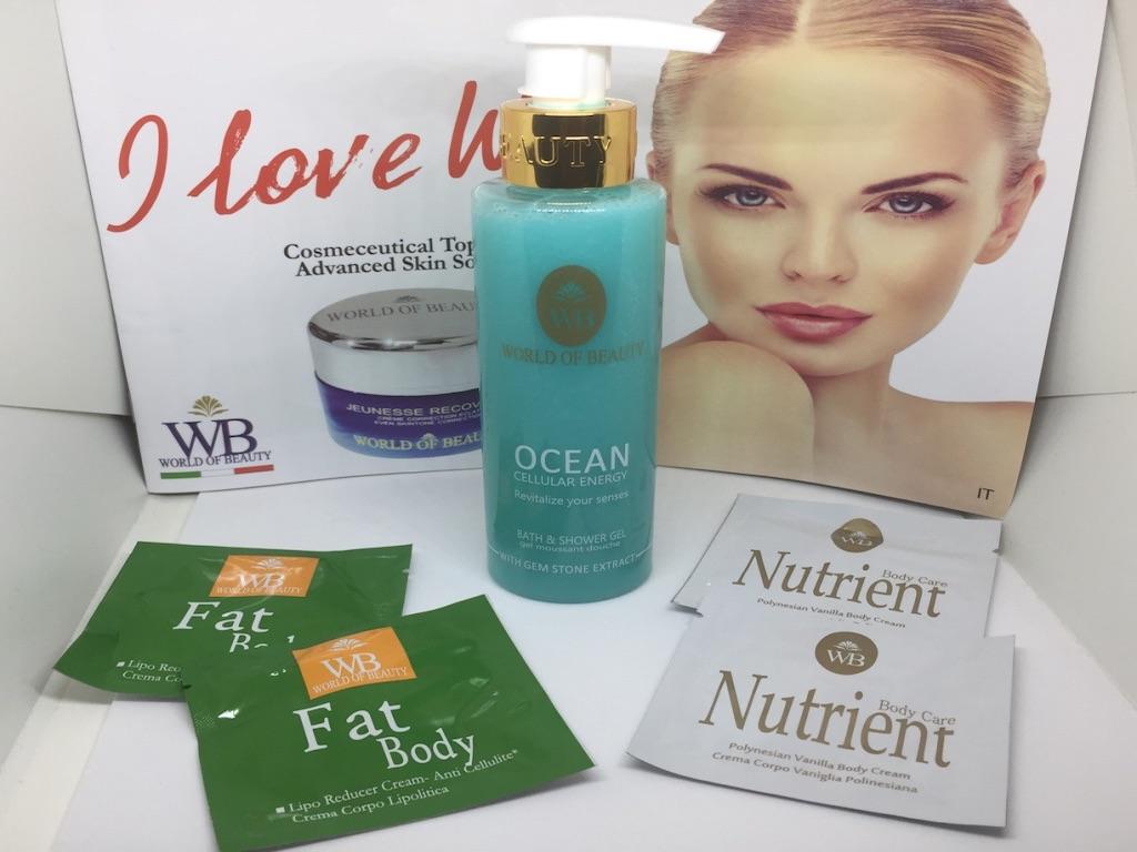 Ocean Cellular Energy: lusso per la pelle