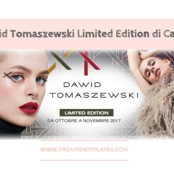Dawid Tomaszewski Limited Edition di Catrice