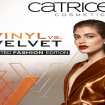 Catrice Cosmetics in anteprima la nuova limited edition Vinyl vs. Velvet