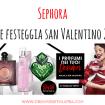 Sephora come festeggia san Valentino 2018