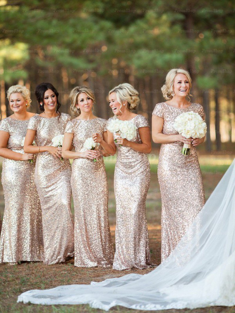 Promshopau: where to choose a nice bridesmaid dress