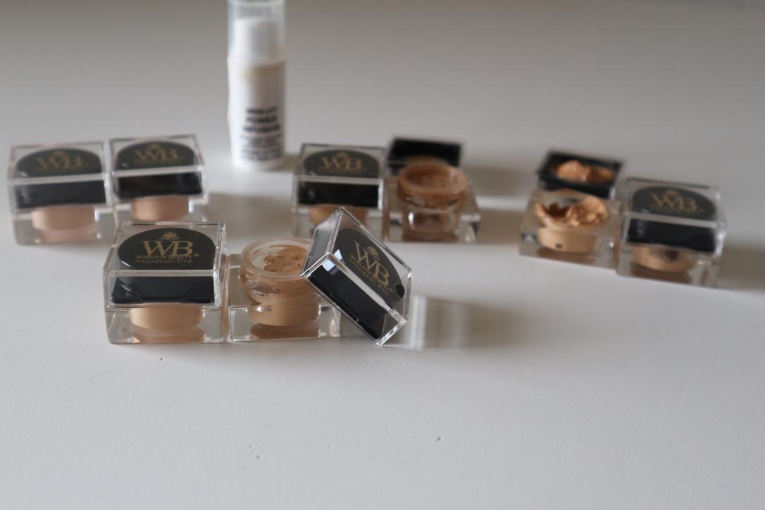 Fondotinta tecnico World of Beauty con pigmenti minerali