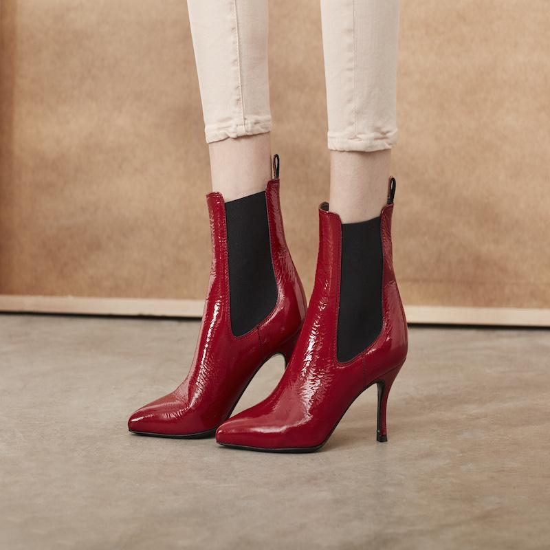 le scarpe con il tacco