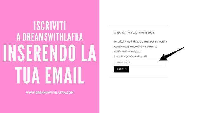 Come promuovere i post del tuo blog tramite la tua lista e-mail