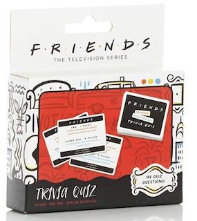Friends TV Show Trivia Quiz Game