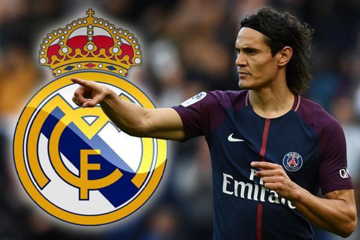 Real Madrid Transfer Cavani