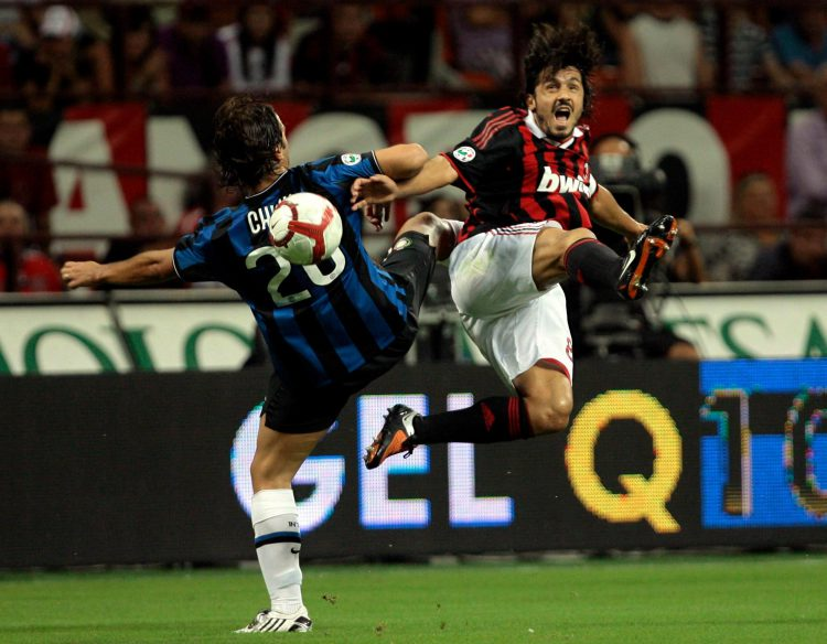 AC Milan players prove they are not wimps to Gennaro