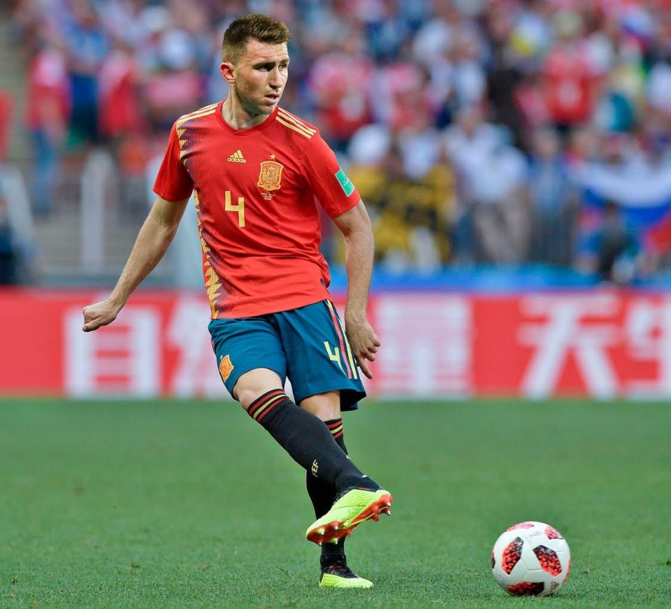 Satu gol bek kelahiran perancis itu membantu la furia roja lolos ke 16 besar euro. Should Aymeric Laporte choose to play international ...