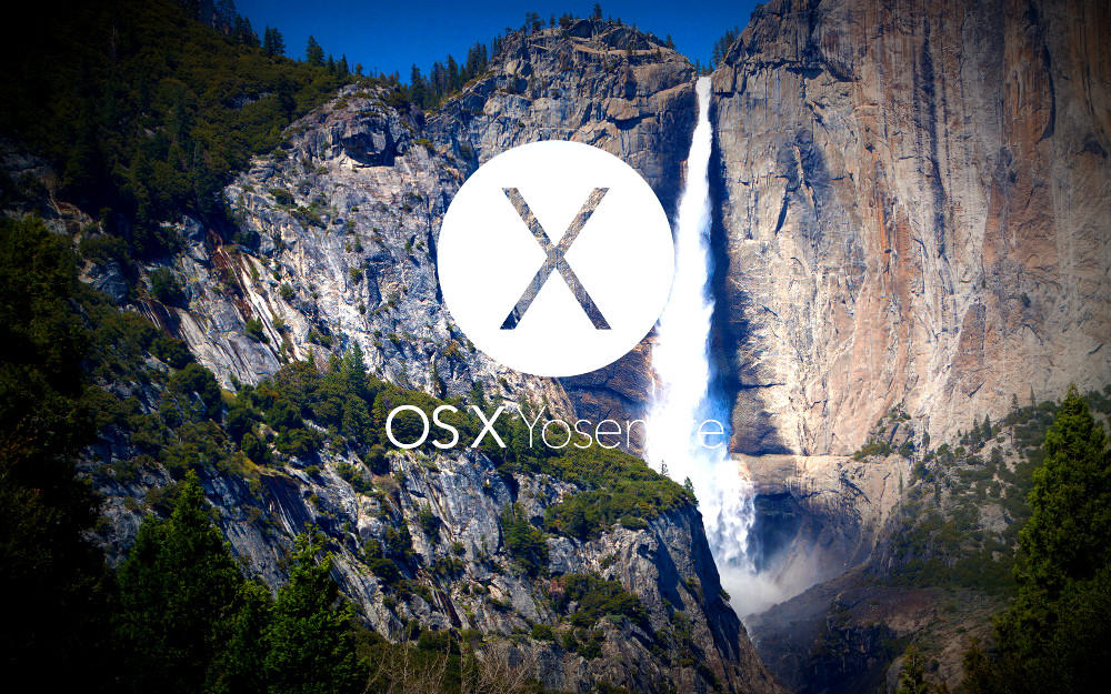 Preview of all new OS X Yosemite by Apple