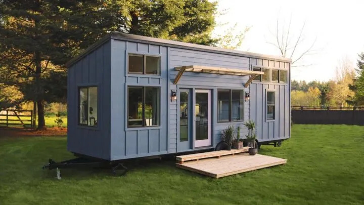 Pacific Harbour Tiny House