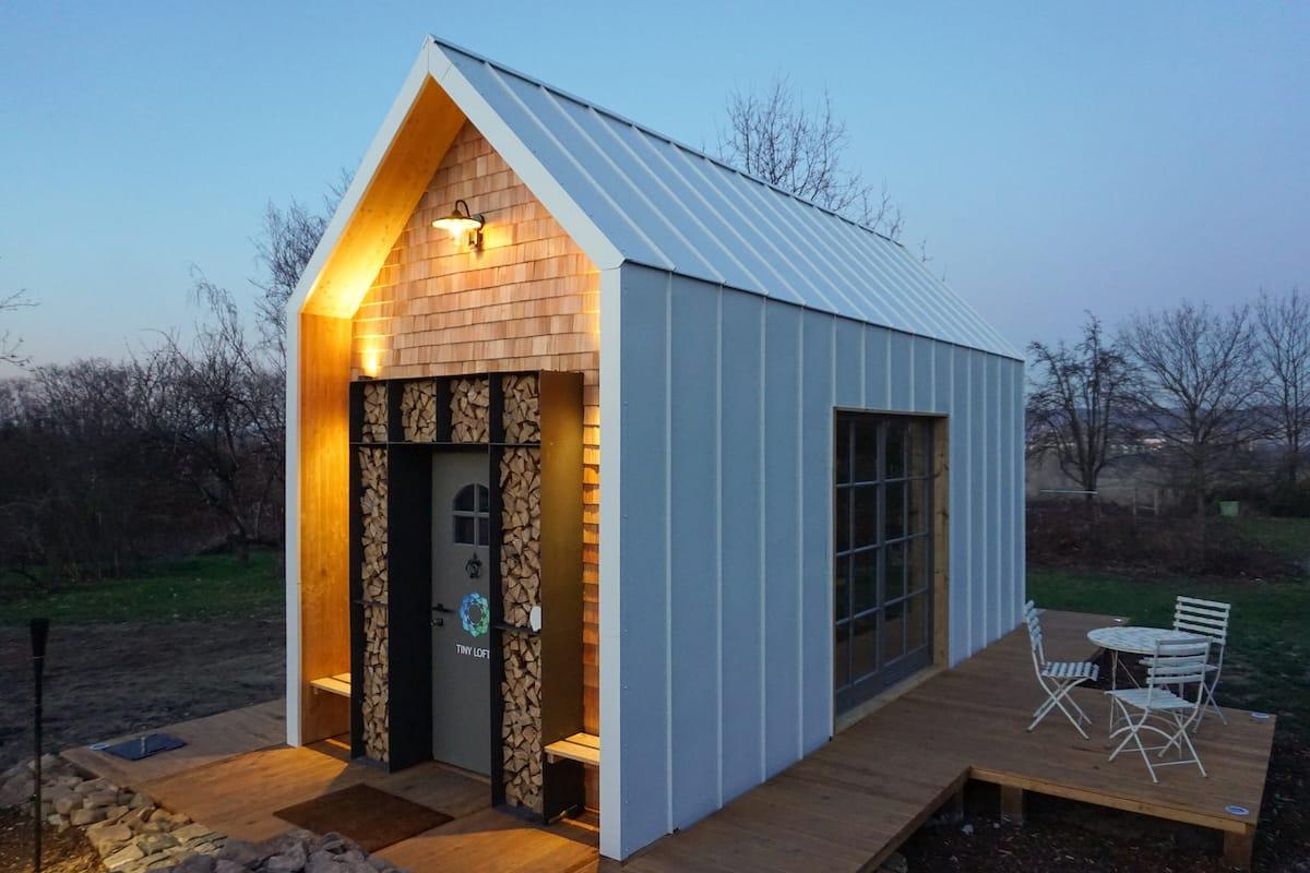 Musterhaus Tiny House By Tiny Lofts