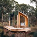 Peaceful Tiny House in the Forest