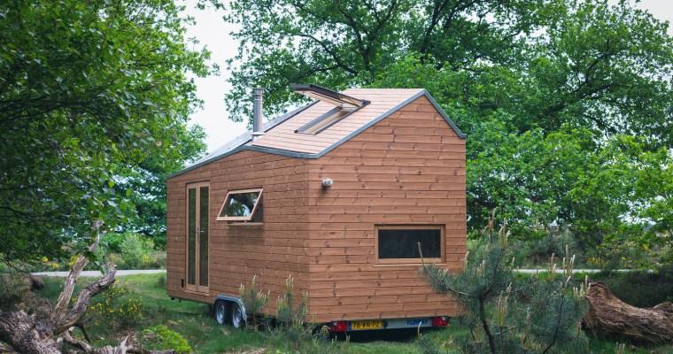 Stunning Contemporary Design Tiny House