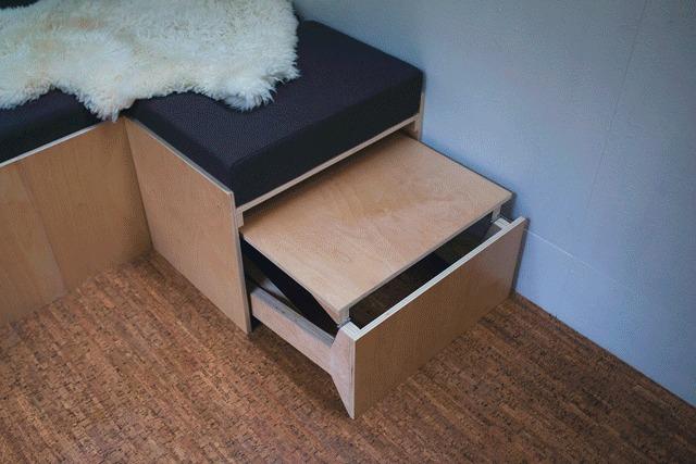 Stunning Contemporary Design Tiny House 11