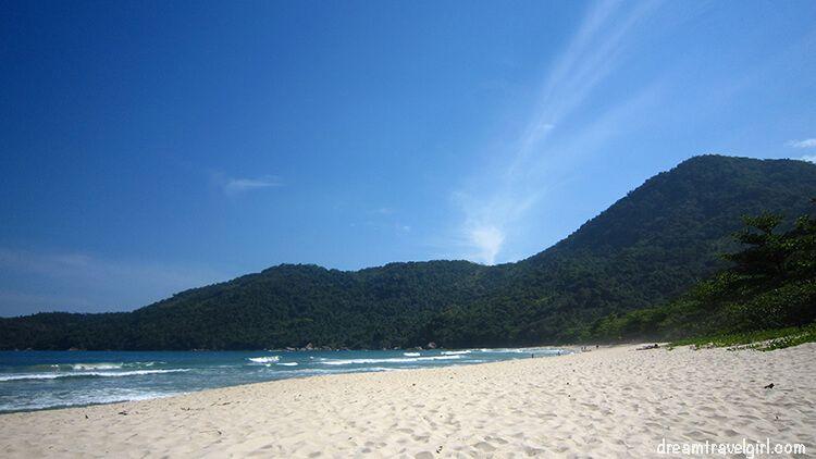 Trinidade, near Paraty