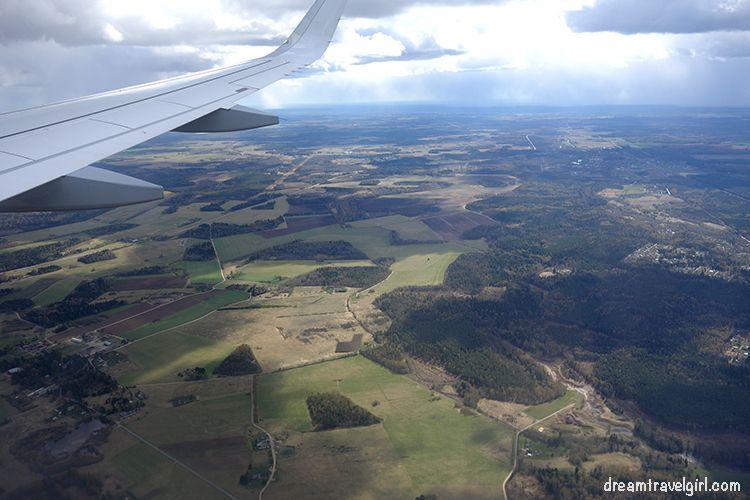 aterrizando en Estonia en mi primer viaje sola