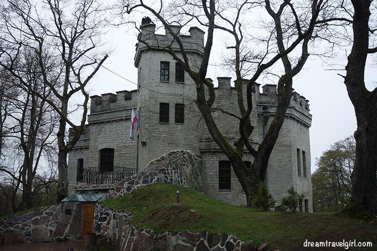 Glehn's Castle in Nõmme