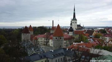 Tallin, much more than the Old Town
