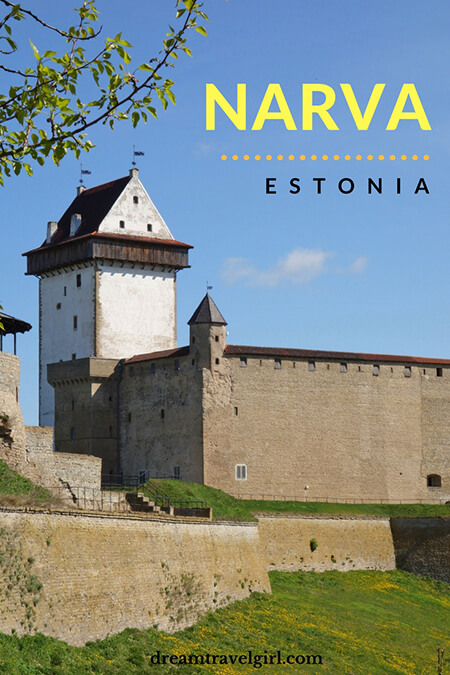 Estonia travel: Narva, the eastern limit