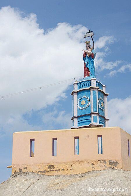 India_Kanyakumari_Mary-statue