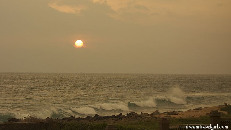 India_Kanyakumari_sunset
