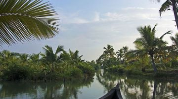 Munroe island, a hidden gem in the backwaters of Kerala