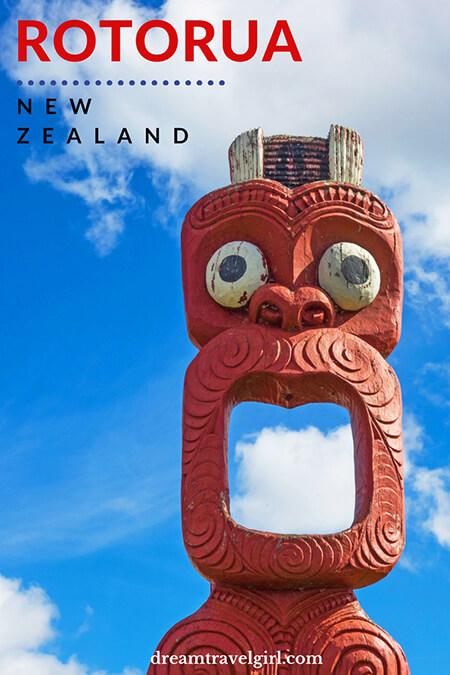 New Zealand travel: Rotorua, maori culture and geothermal activity