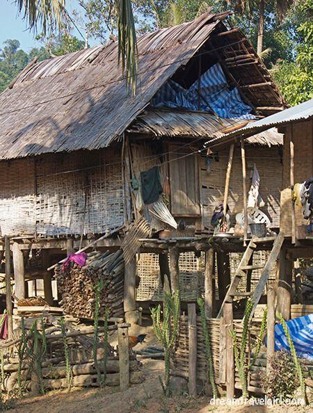 Laos_Huay-Bo_house01