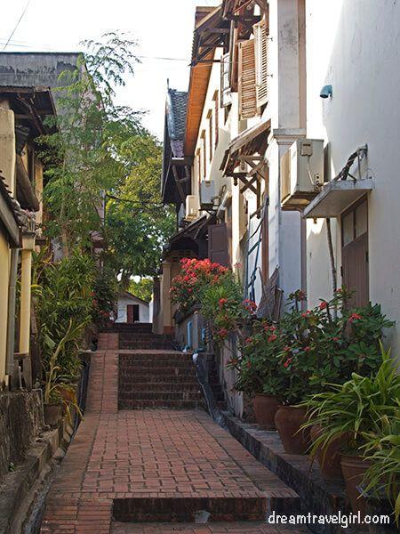 Laos_Luang-Prabang_european-like-street