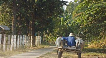 Hospitality in Koh Trong, Cambodia