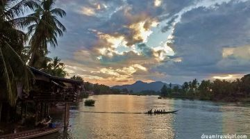 Experiencing slow life in Don Khon, one of the 4000 islands in Laos