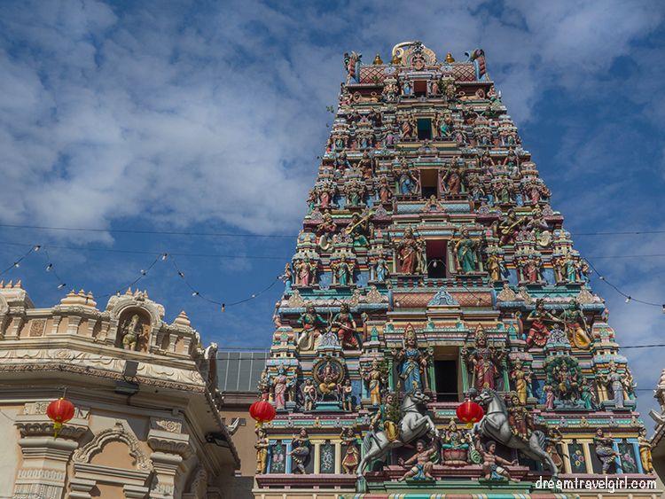 Malaysia_Kuala-Lumpur_Indian-temple