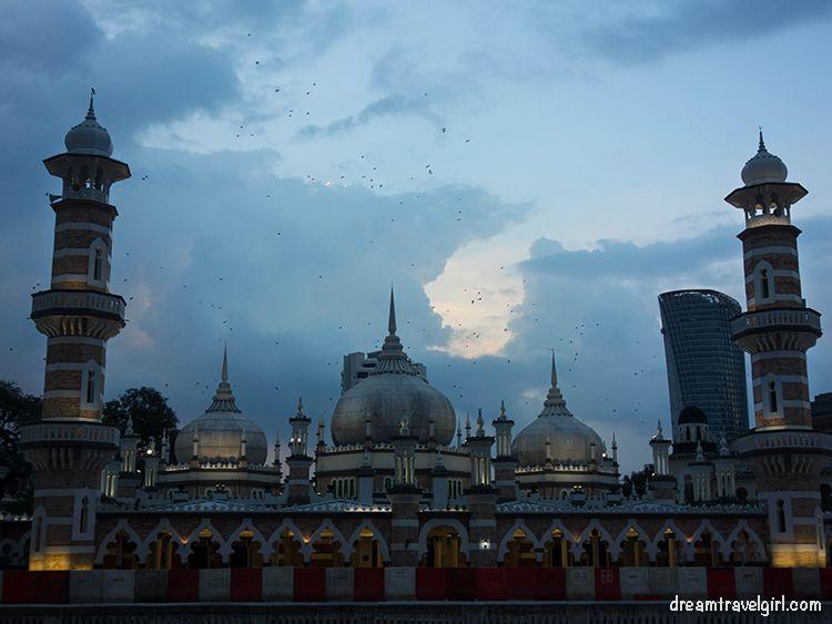 Malaysia_Kuala-Lumpur_mosque