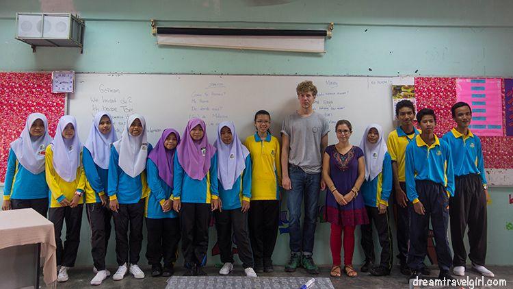 The German - Spanish - Malay class