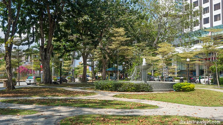 Malaysia_Penang_Georgetown_park-fountain