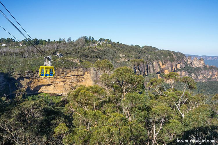The skyway and the cliff